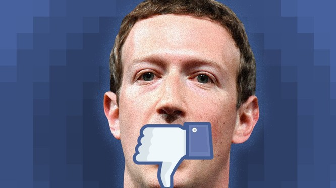 Trước khi Facebook báo cáo tình hình kinh doanh đi xuống khiến giá cổ phiếu công ty giảm 20%, các nhà đầu tư đã có đề xuất yêu cầu Mark Zuckerberg rời vị trí Chủ tịch Facebook (Ảnh: Business Insider)