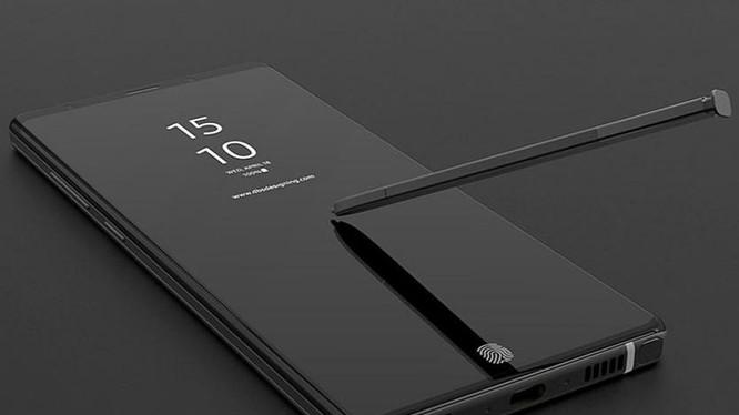 Samsung vừa vô tình đăng tải video chính thức quảng bá Galaxy Note 9, trong đó xác nhận Note 9 sẽ có dung lượng lên tới 1TB cùng với thẻ nhớ microSD 512GB. (Ảnh: Forbes)