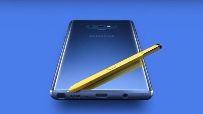 Samsung sẽ bán Note 9 và S Pen tách biệt và như vậy người dùng có thể chọn bút S Pen theo màu sắc khác nhau mà họ thích. (Ảnh: Talkandroid)