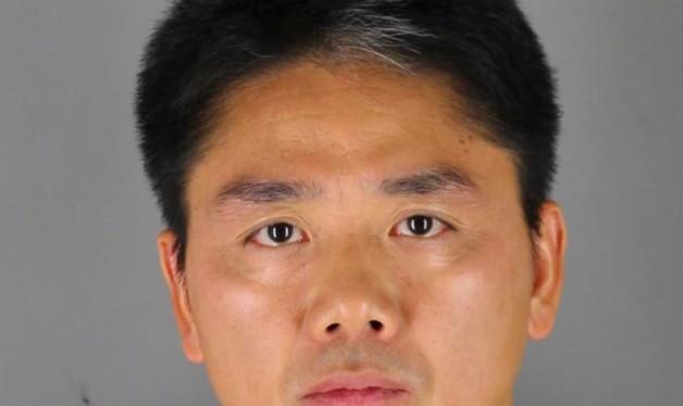 CEO trang thương mại điện tử số 2 Trung Quốc JD.com vừa bị bắt tại Mỹ về các cáo buộc liên quan đến tình dục (Ảnh: AP)