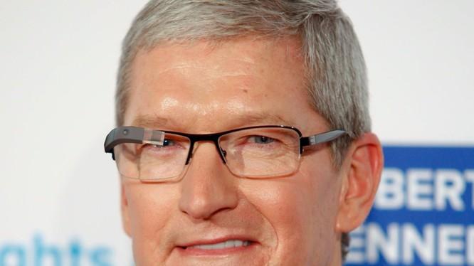 Apple đang phát triển kính thông minh ứng dụng công nghệ thực tế tăng cường. (Ảnh: AP)