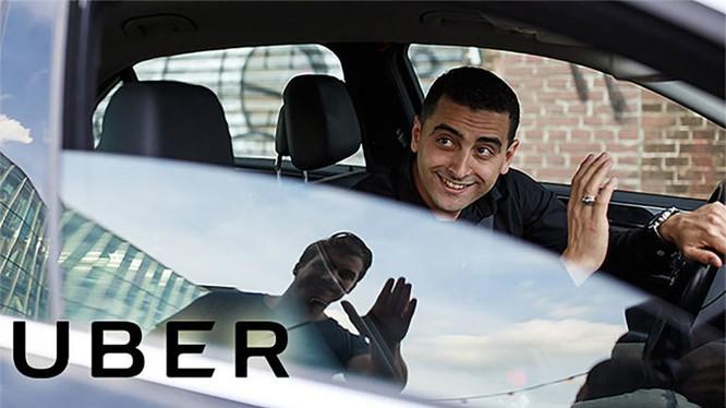 Uber đang thử nghiệm để tài xế đánh giá khách hàng và sẽ cấm những hành khách có dưới 4 sao sử dụng dịch vụ. (Ảnh: Redmondpie)
