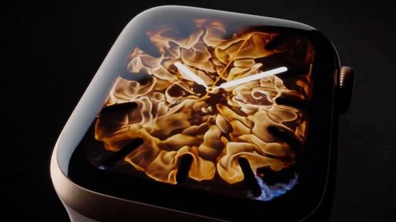 Apple Watch Series 4 chính thức ra mắt (Ảnh: Venture Beat)