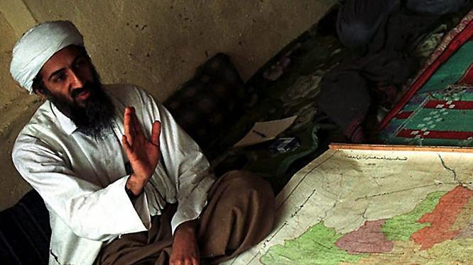 Trùm khủng bố Osama bin Laden bị tiêu diệt trong chiến dịch ngầm của đặc nhiệm Mỹ (Ảnh: AP)