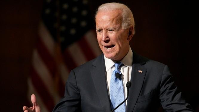 Cựu Phó Tổng thống Mỹ Joe Biden (Ảnh: Business Insider)