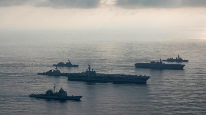 Chiến lược của Mỹ là tâm điểm chú ý trong Đối thoại Shangri-La năm nay (ảnh: CNN)