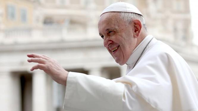 Đức Giáo hoàng Fracncis (Ảnh: Newsweek)