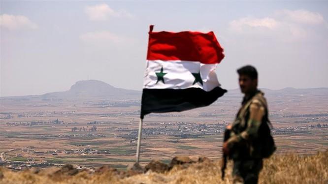 Israel đã thừa nhận thực hiện hàng trăm cuộc không kích ở Syria vào các mục tiêu của Iran (Ảnh: Reuters)