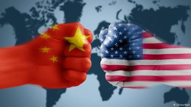 Thương chiến Mỹ-Trung lại bị đẩy lên một mức độ căng thẳng mới (Ảnh: DW)