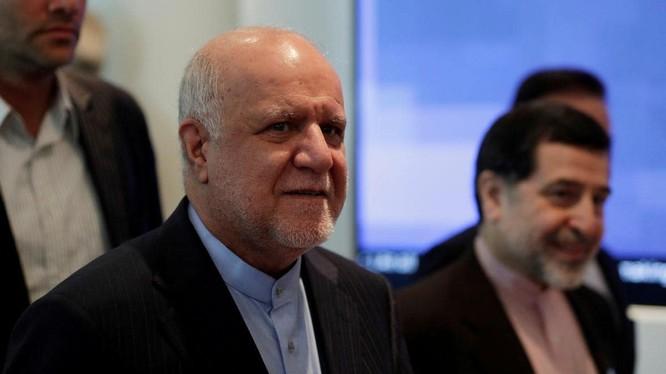 Bộ trưởng Dầu mỏ Iran Bijan Zanganeh cảnh báo về tương lai của OPEC (Ảnh: Getty)