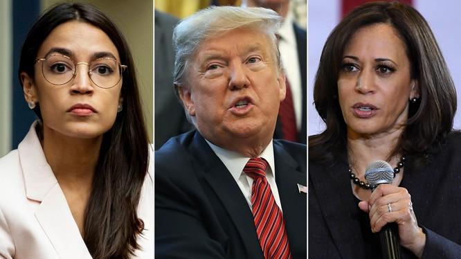 """Tổng thống Trump hứng chịu đòn công kích đồng loạt từ phe Dân chủ sau phát ngôn bị coi là """"phân biệt chủng tộc"""" (Ảnh: People)"""