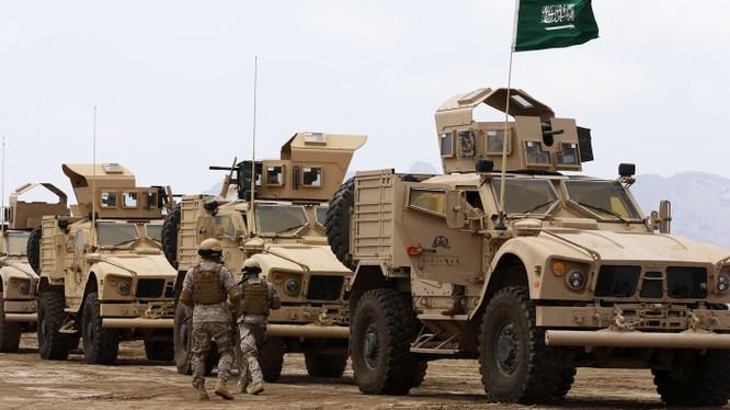 Mỹ có thể điều thêm hàng trăm binh sỹ tới Arab Saudi ngay trong tuần tới (Ảnh: Getty)