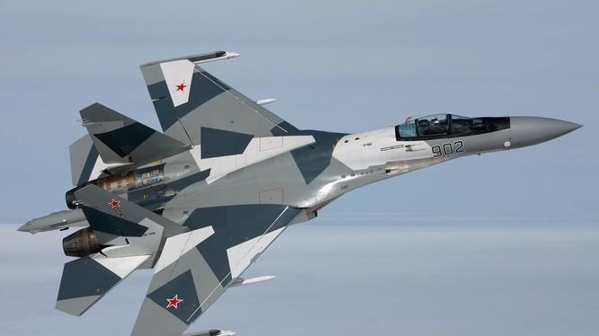 Mẫu Sukhoi Su-35 mà Nga đề xuất bán cho Thổ Nhĩ Kỳ (Ảnh: ArmyTimes)