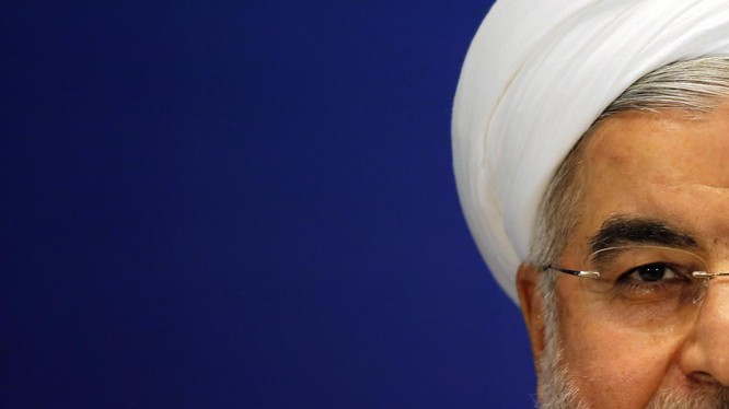 Tổng thống Iran Hassan Rouhani (Ảnh: National Interest)