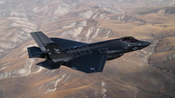 Mẫu phi cơ chiến đấu thế hệ thứ 5 F-35 do Lockheed Martin chế tạo (Ảnh: National Interest)