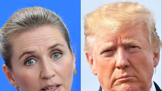 Ông Trump hủy công du Đan Mạch sau bình luận của Thủ tướng nước này về kế hoạch mua Greenland (Ảnh: Guardian)