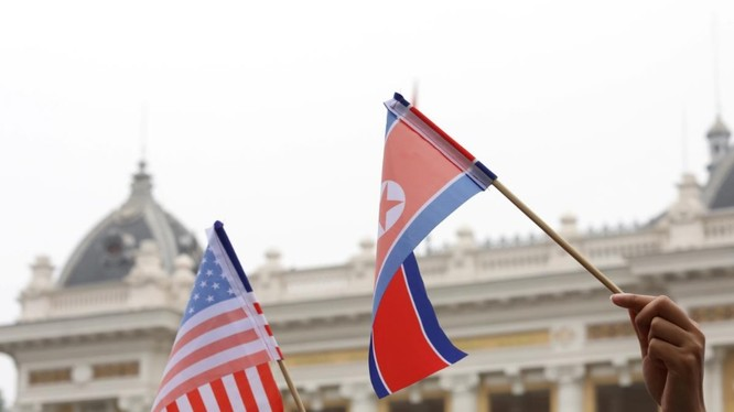 Giới chức Hàn Quốc tiết lộ rằng đàm phán hạt nhân Mỹ-Triều sẽ sớm được nối lại (Ảnh: Reuters)