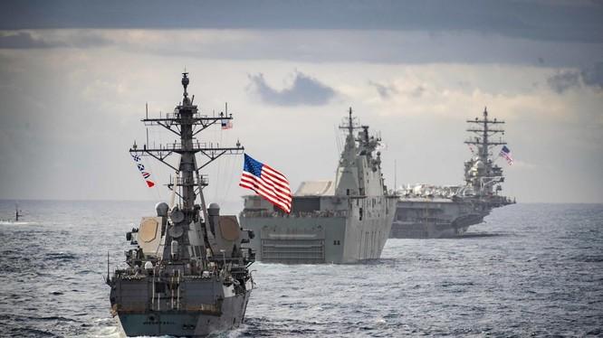 Hải quân Mỹ lên kế hoạch đồ sộ nhằm bảo vệ các chiến hạm trên biển