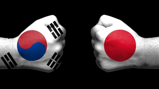 Thương chiến Nhật-Hàn, ít được để tâm, đang ngấm ngầm tăng nhiệt (Ảnh: Getty)