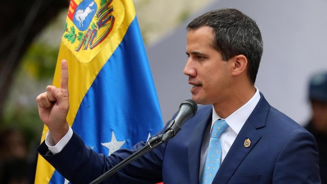 Chủ tịch Quốc hội Venezuela Juan Guaido (Ảnh: Getty)