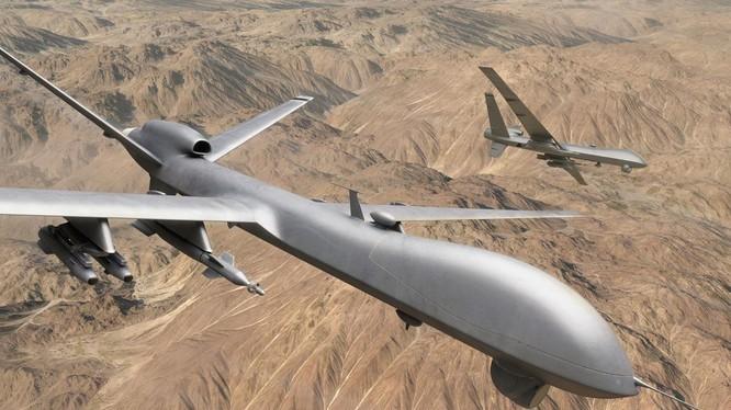 Trong kỷ nguyên chiến tranh drone, các hệ thoogns phòng thủ của Arab Saudi trở thành vô năng (Ảnh: Getty)