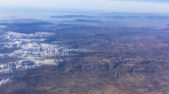 Phần còn lại của lục địa Greater Adria nằm ở dãy Taurus, Thổ Nhĩ Kỳ (Ảnh: CNN)