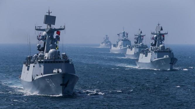 Nga và Trung Quốc coi Hàn Quốc như mắt xích yếu nhất trong mạng lưới đồng minh quân sự Mỹ ở Đông Bắc Á (Ảnh: National Interest)