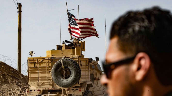 Mỹ rút quân khỏi Syria để lại khoảng nguy hiểm trong chiến trường ở nước này (Ảnh: Breibart)