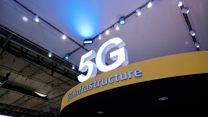 Báo cáo của EU nêu bật những rủi ro tiềm ẩn từ mạng 5G (Ảnh: Getty)