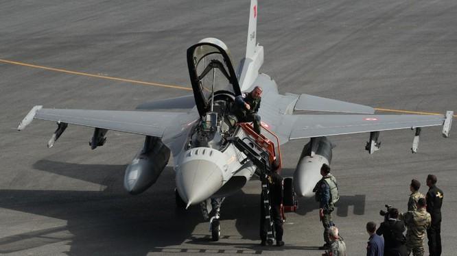 Không quân Thổ Nhĩ Kỳ thực hiện không kích nhằm vào người Kurd mà không vấp phải phản kháng đáng kể (Ảnh: National Interest)