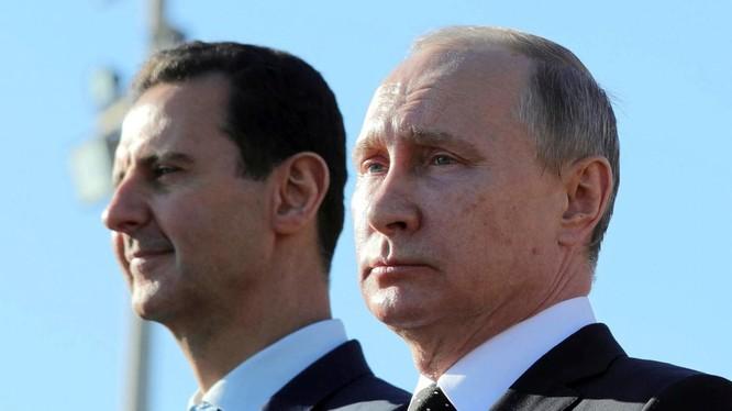 Nga giờ đảm nhiệm vị trí dẫn dắt trên chiến trường Syria (Ảnh: Washington Post)