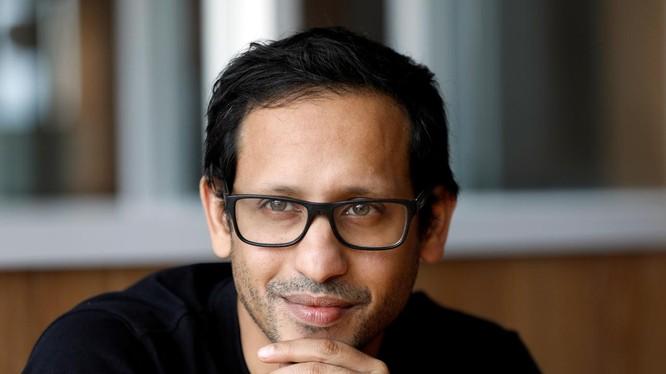 Nhà sáng lập kiêm CEO của Gojek, Nadiem Makarim (Ảnh: Reuters)