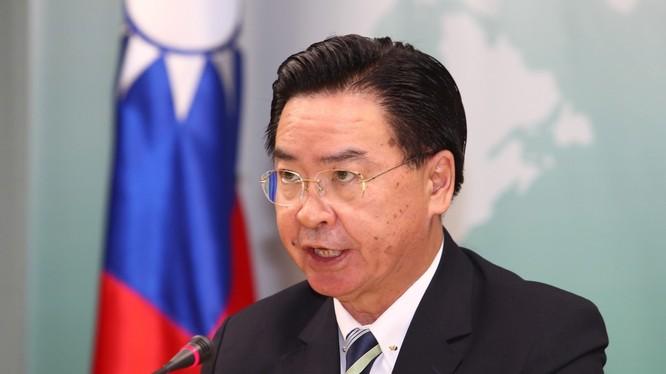 Người đứng đầu cơ quan ngoại giao Đài Loan Joseph Wu (Ảnh: Taiwannews)