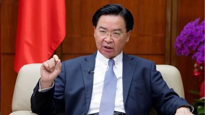 Người đứng đầu cơ quan ngoại giao Đài Loan Joseph Wu (Ảnh: Reuters)
