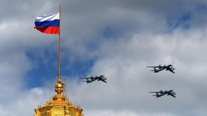 Hiệp ước Bầu trời Mở cho phép các nước thành viên thực hiện các chuyến bay do thám không vũ khí (Ảnh: Reuters)
