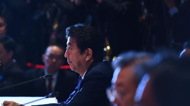 Tuyên bố của Triều Tiên được xem như thất bại của ông Abe trong nỗ lực đối thoại với Bình Nhưỡng (Ảnh: Newsweek)