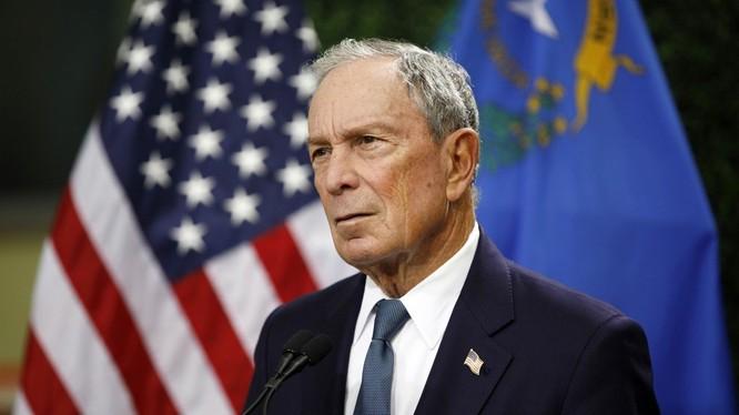 Tỷ phú Mỹ, trùm truyền thông Michael Bloomberg có khả năng tham gia tranh cử Tổng thống (Ảnh: SCMP)