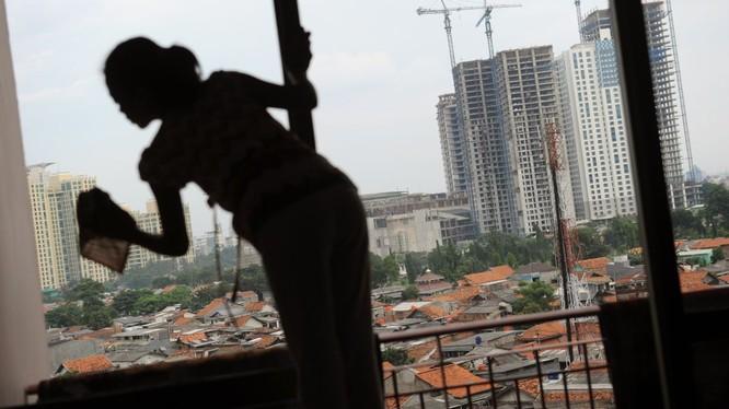 Những nữ lao động giúp việc ở Hong Kong, Singapore là mục tiêu mới của phiến quân IS (Ảnh: CNN)