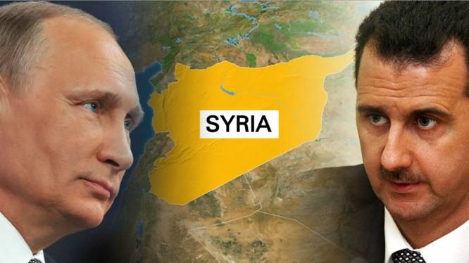 Bộ Ngoại giao Nga công khai thông tin chiến dịch không kích mà Israel thực hiện trong 10 ngày qua ở Syria (Ảnh: CNN)
