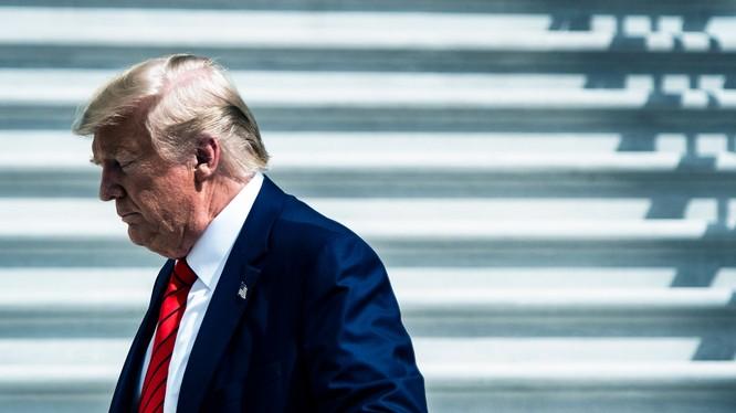 Tỷ lệ người Mỹ ủng hộ luận tội ông Trump tăng cao hơn so với các tuần trước đó (Ảnh: Wired)