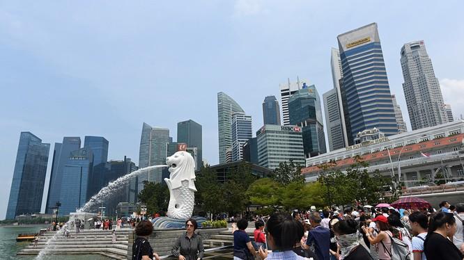 Singapore chính thức thực thi đạo luật chống tin sai sự thật từ hồi tháng trước (Ảnh: Getty)