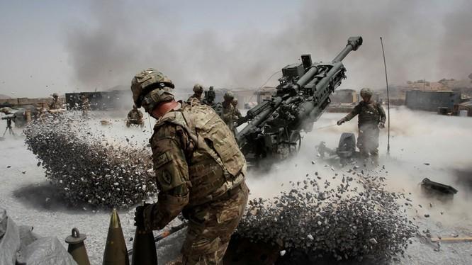 Dù hứng chịu vô số tổn thất trên chiến Afghanistan, Mỹ vẫn chưa thể tuyên bố chiến thắng (Ảnh: PRI)