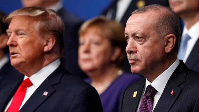 Tổng thống Thổ Nhĩ Kỳ Recep Tayyip Erdogan (Ảnh: RT)