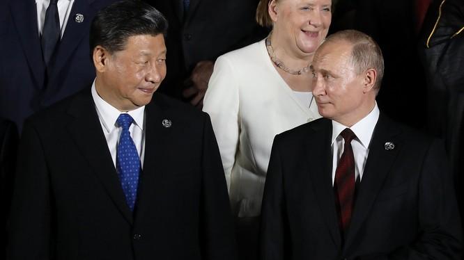 Nga và Trung Quốc ngày càng thắt chặt hợp tác trong vấn đề Triều Tiên (Ảnh: Foreign Policy)