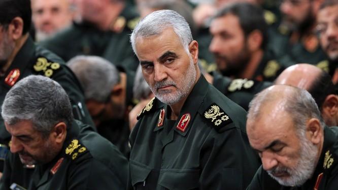 Thiếu tướng Qasem Soleimani, người đứng đầu lực lượng tinh nhuệ Quds của Iran, vừa tử nạn sau đòn không kích của Mỹ ở Iraq (Ảnh: Time)