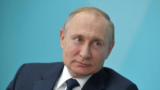 Tổng thống Nga Vladimir Putin (Ảnh: SCMP)