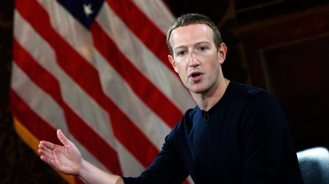 Ông chủ Facebook Mark Zuckerberg từng nhiều lần tiết lộ về hội đồng kiểm duyệt nội dung độc lập (Ảnh: Getty)