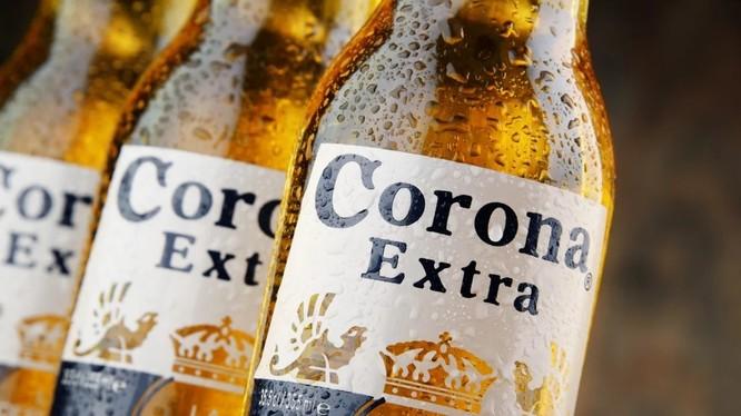 """Theo Google Trends, từ khóa """"corona beer virus"""" xuất hiện từ ngày 9/1 (Ảnh: SCMP)"""