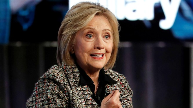 Cựu Ngoại trưởng Mỹ Hillary Clinton (Ảnh: Getty)