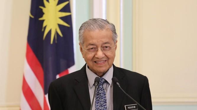 Thủ tướng Malaysia Mahathir Mohamed (Ảnh: Reuters)